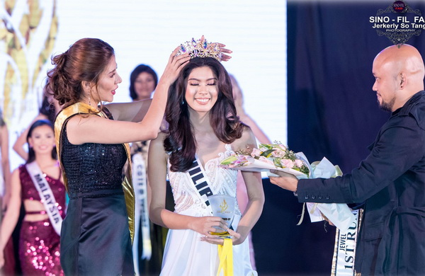 news-OC Stude as Jewel of the World 1st Runner-Up ?>
